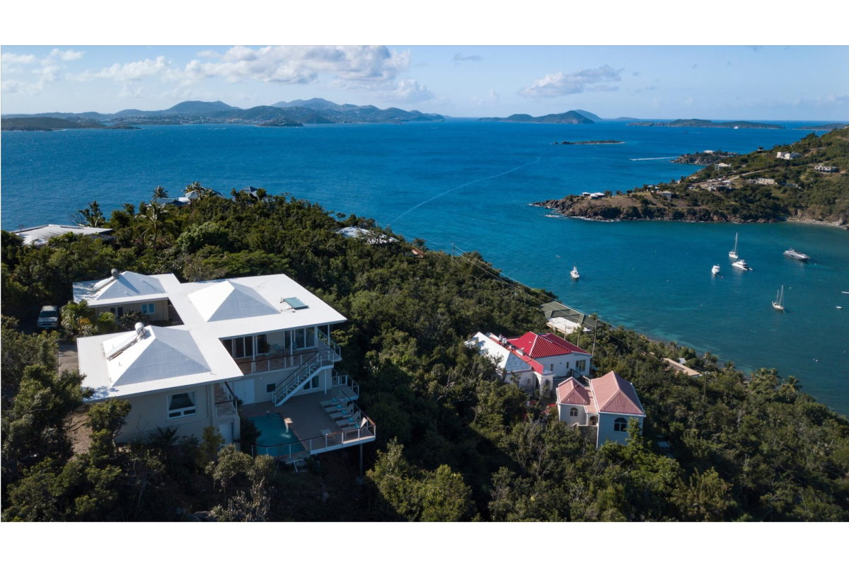 St. John VI Private Homes for Rent