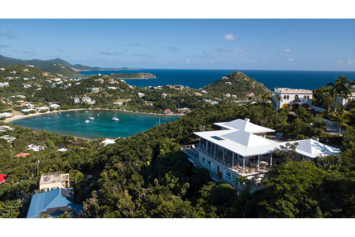 sea view vacation homes St. John VI