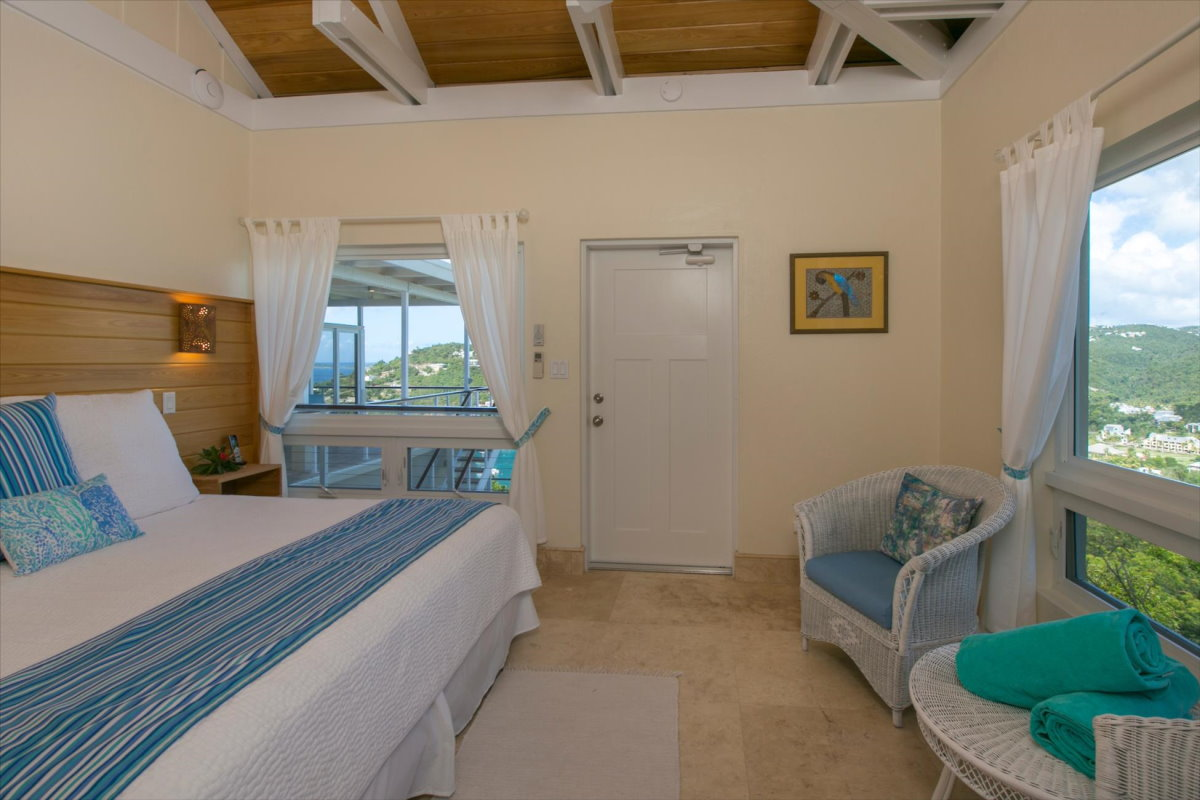 vacation home rentals Cruz Bay