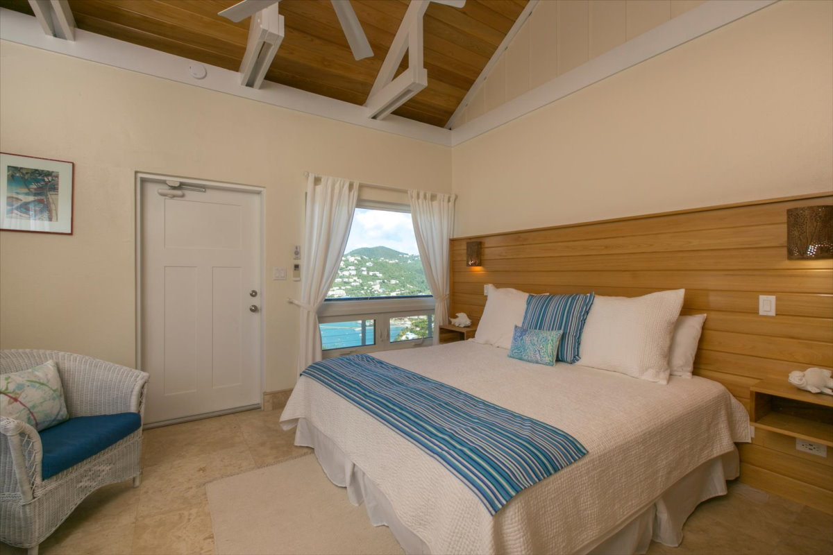 5 bedroom vacation villa St John VI