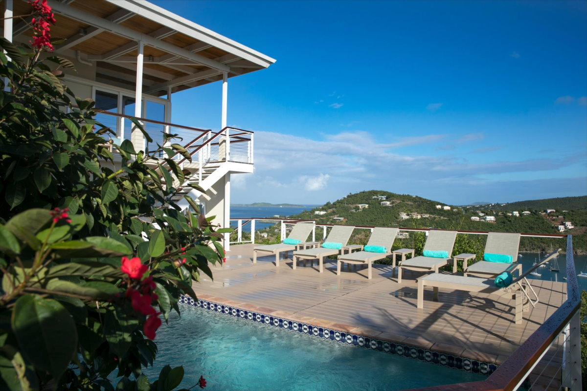 St. John Rental homes