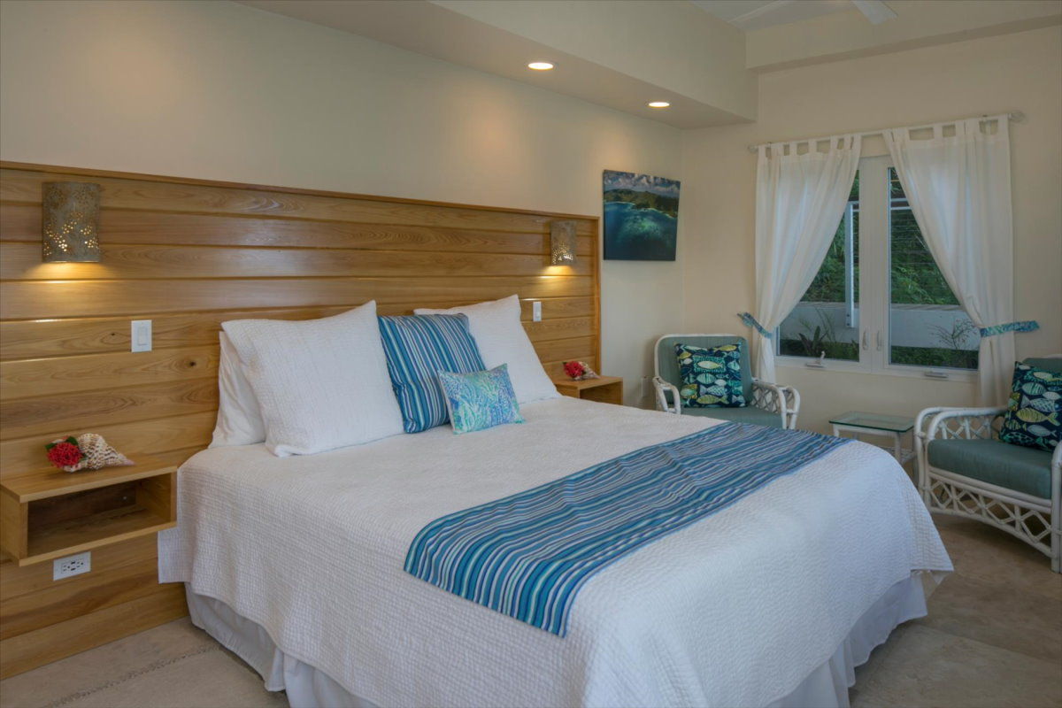 Great Cruz Bay vacation villa rentals