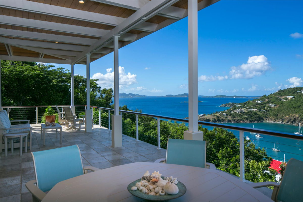 St John Vacation villas