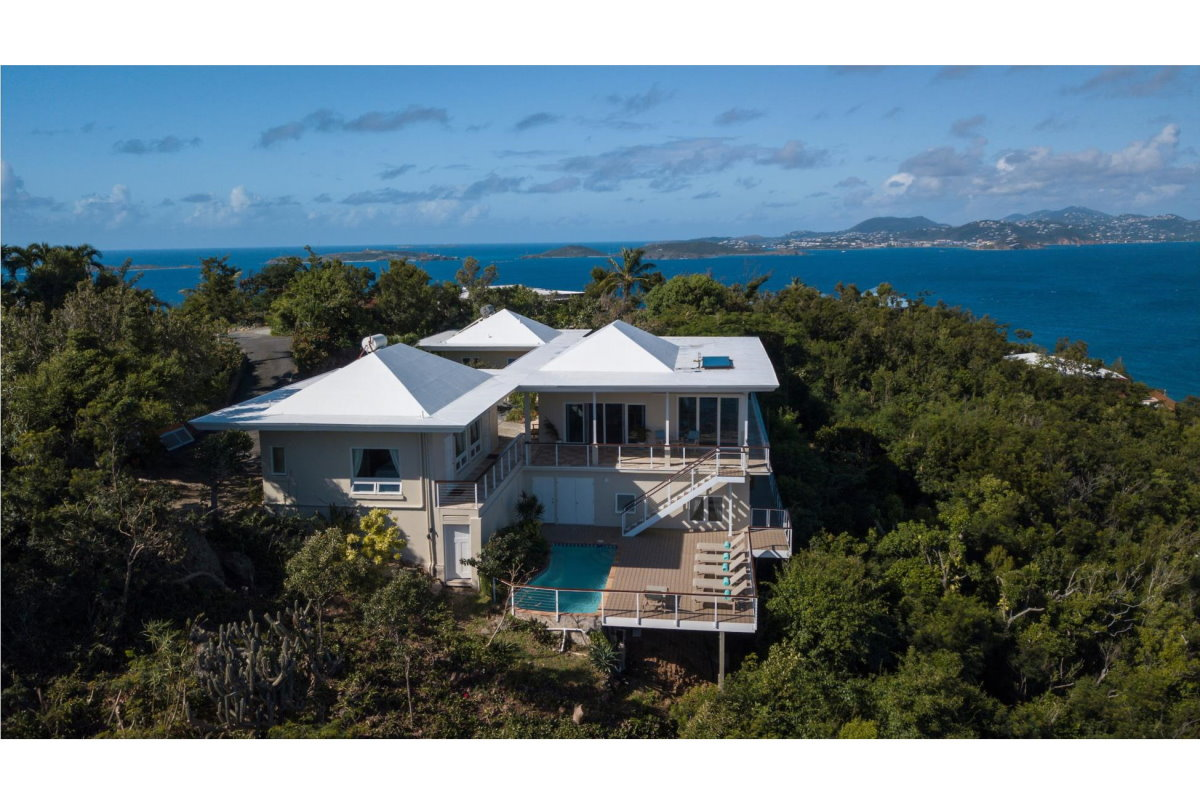 fully furnished vacation homes st. John VI